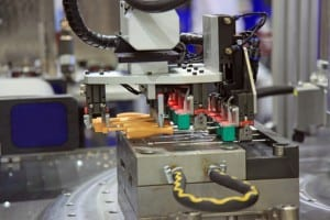 Injection Moulding of Plastic Parts