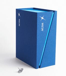 agsm-blue-binder